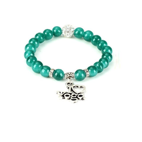 I Love Yoga Bracelet - Plenty of Yoga