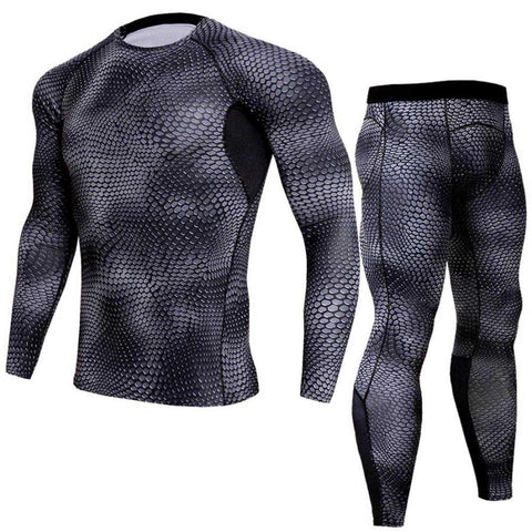 Mens Set Printed Casual - Plenty of Yoga