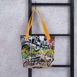 Heart Pop Tote bag