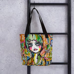 Swift Hearts by Sabet Tote bag