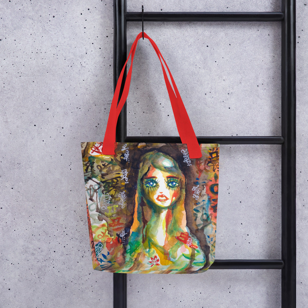 Sweetness by Sabet Tote bag