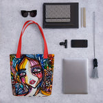 Life and Love by Sabet Tote bag