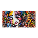 Dreamer by Sabet Beach Towel