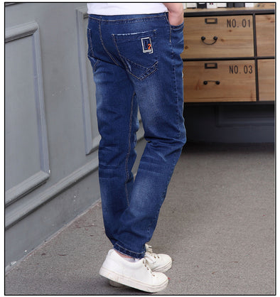 Casual Big Boys Jeans