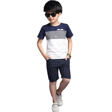 Summer Cool Clothing Set