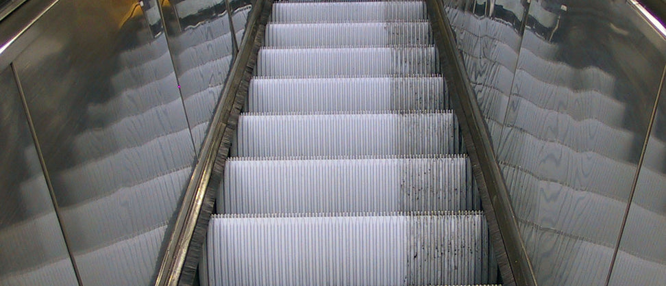 Escalator/Autowalk Cleaning