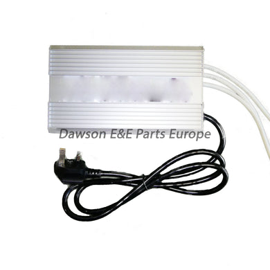 LED Lighting Power Supply Infinity K150 Escalator Lighting System Waterproof 200W 24VDC 8.33A UK Plug