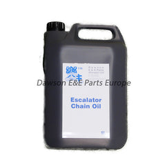 Escalator Step Chain Oil - AZTEC 5L Drum