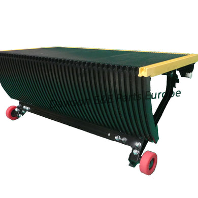 BLT Escalator Step S/Steel with plastic demarcation