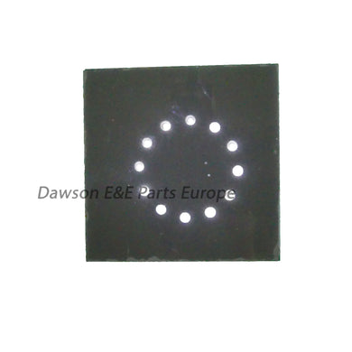 Anlev LED Perspex Lens Cover - 75mmX75mm