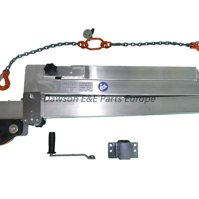 Control Panel Lifting Winch