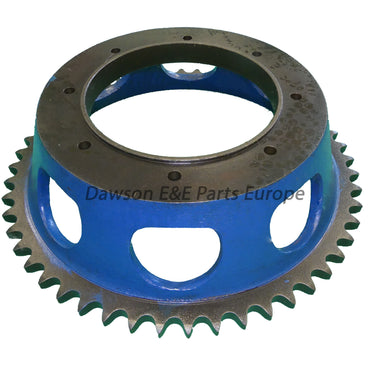 Otis Handrail Drive Sprocket fitted to main Drive Shaft 52 Teeth