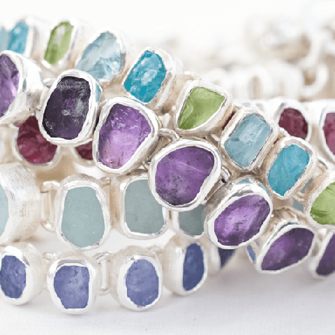 Semi Precious Stone Jewellery Trends 2021