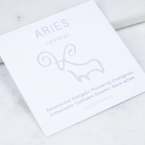 Aries Birthstone