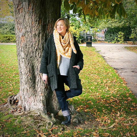 Sustainable Fashion Scarf Designs