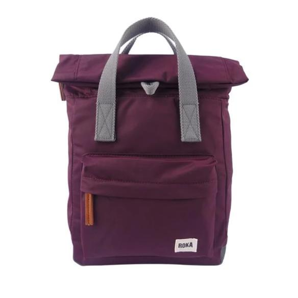Roka Backpack Small Canfield Plum