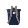 Roka Canfield B Medium Backpack Midnight