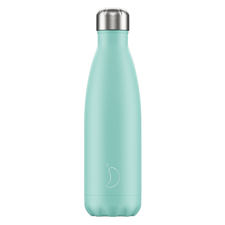 Chilly's Water Bottle Pastel Green