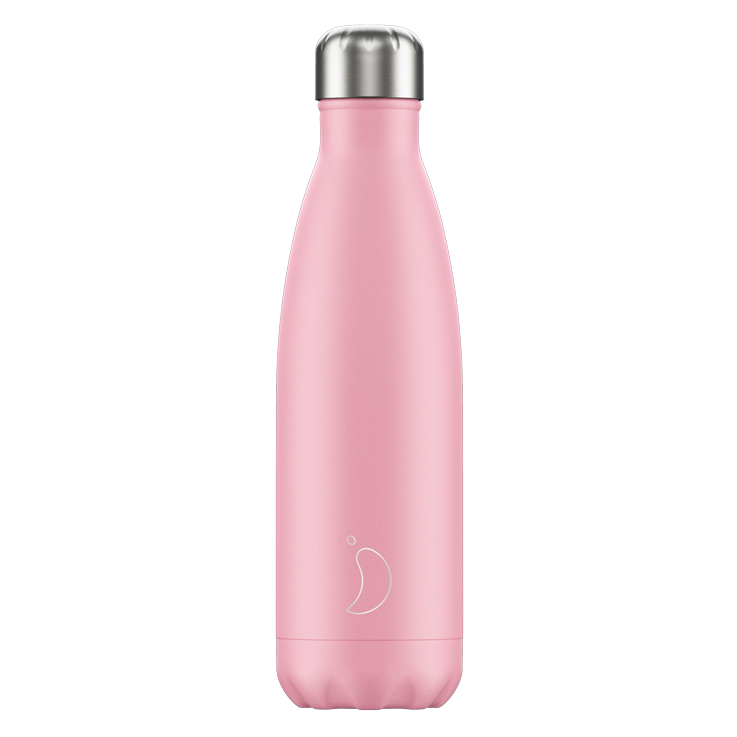 Chilly's Water Bottle Pastel Pink 500 ml Bournemouth