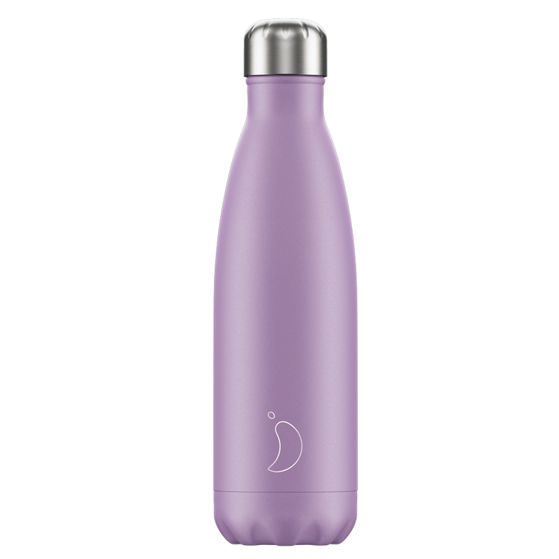 Chilly's Water Bottle Purple 500ml