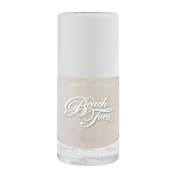 beach toes matt top coat for nails