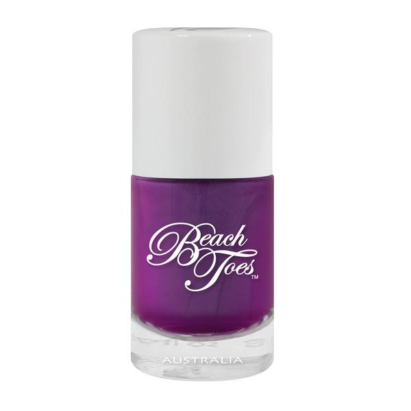 beach toes nail varnish pure indulgence