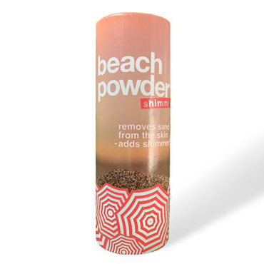 beach powder shimmer bournemouth stockist