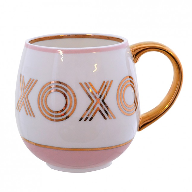 gifts for her xoxo mug Bombay Duck