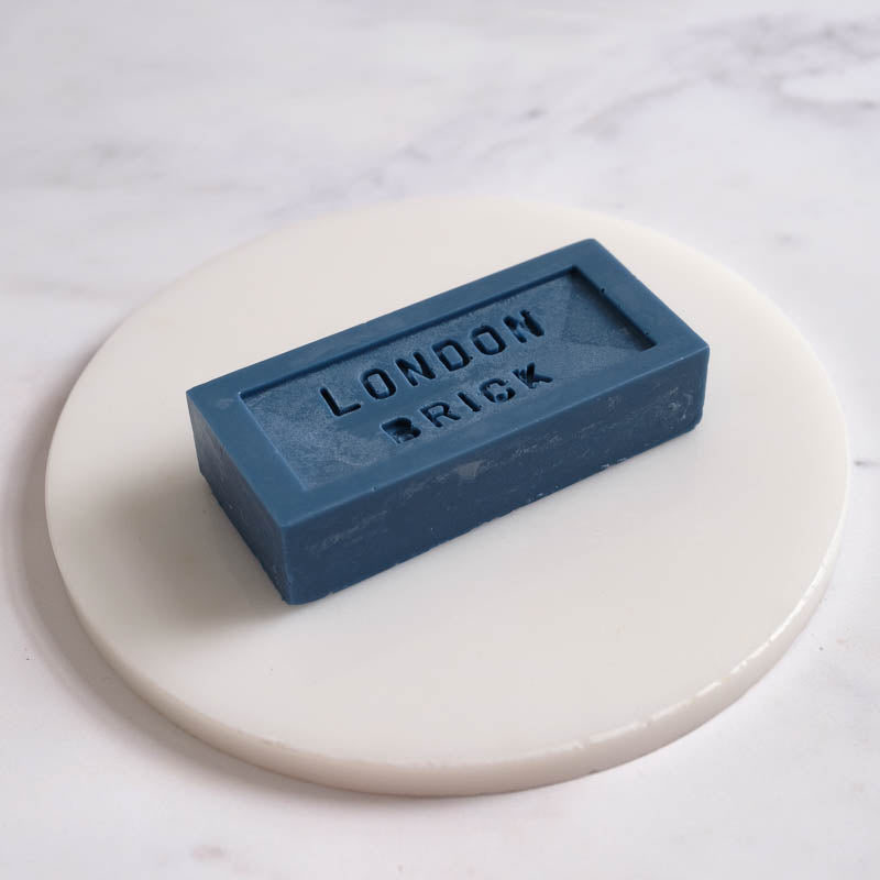 Gifts for men Brick soap bar in mint