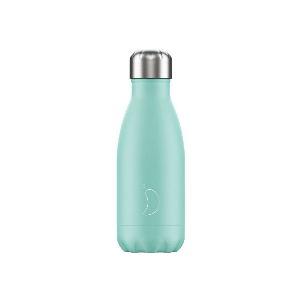 Chillys Pastel Green Small Bottle 260ml