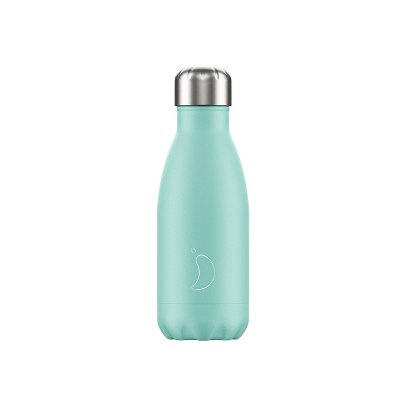 Chilly's Pastel Green Small Bottle