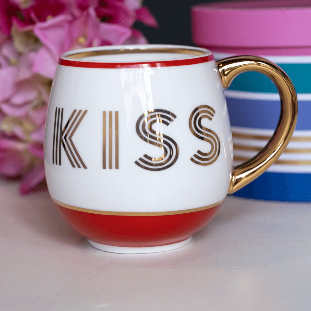 Gifts For Her Kiss Mug Bombay Duck
