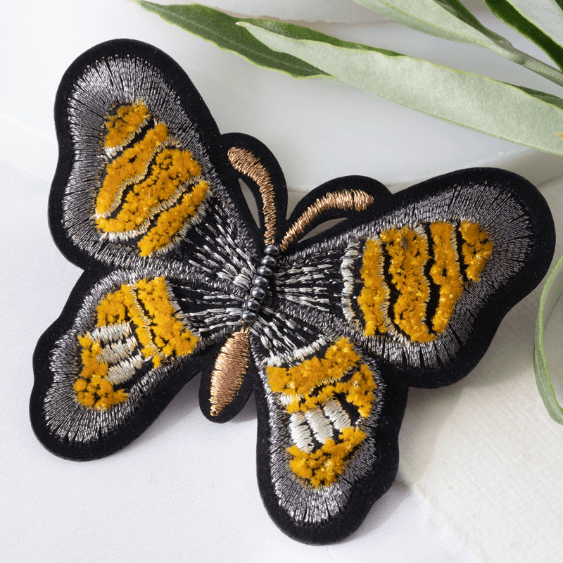 Vintage Butterfly Pin Brooch
