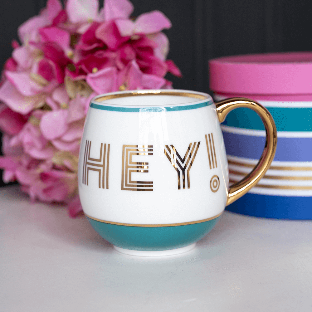 Hey Mug Bombay Duck