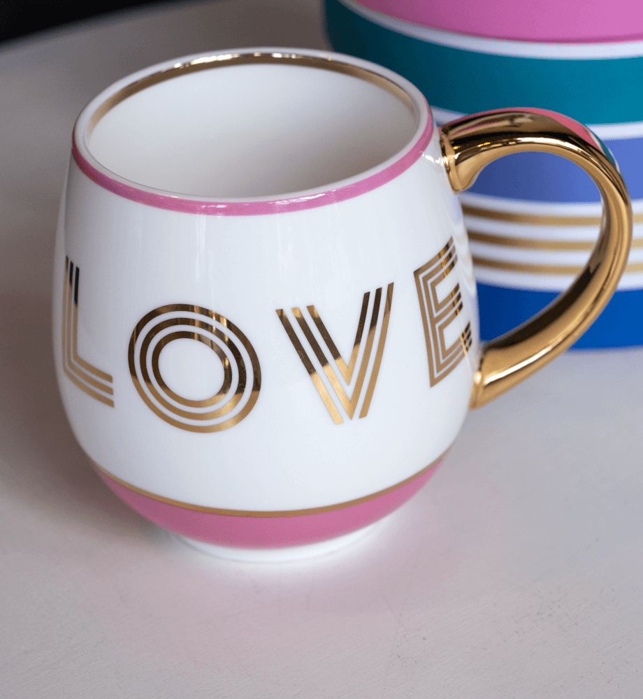 gifts for her Bombay Duck Love Mug