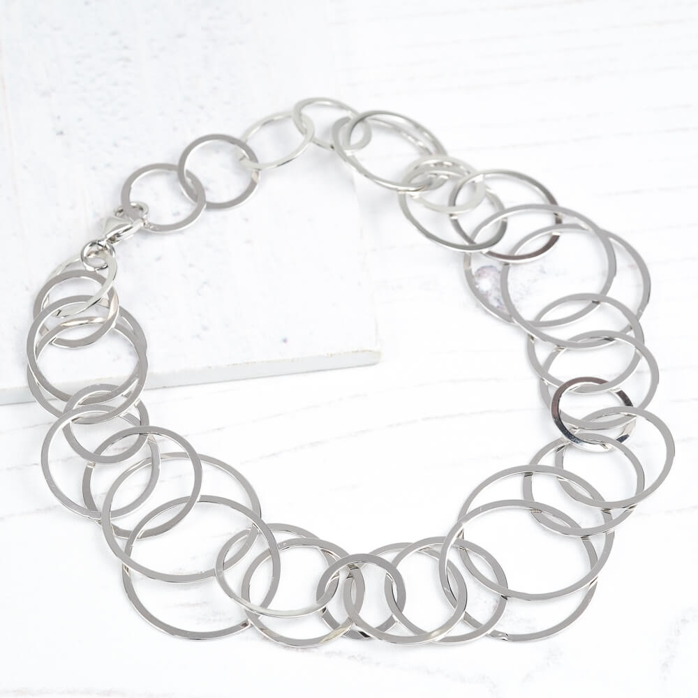 Ladies Silver Bracelet Bournemouth