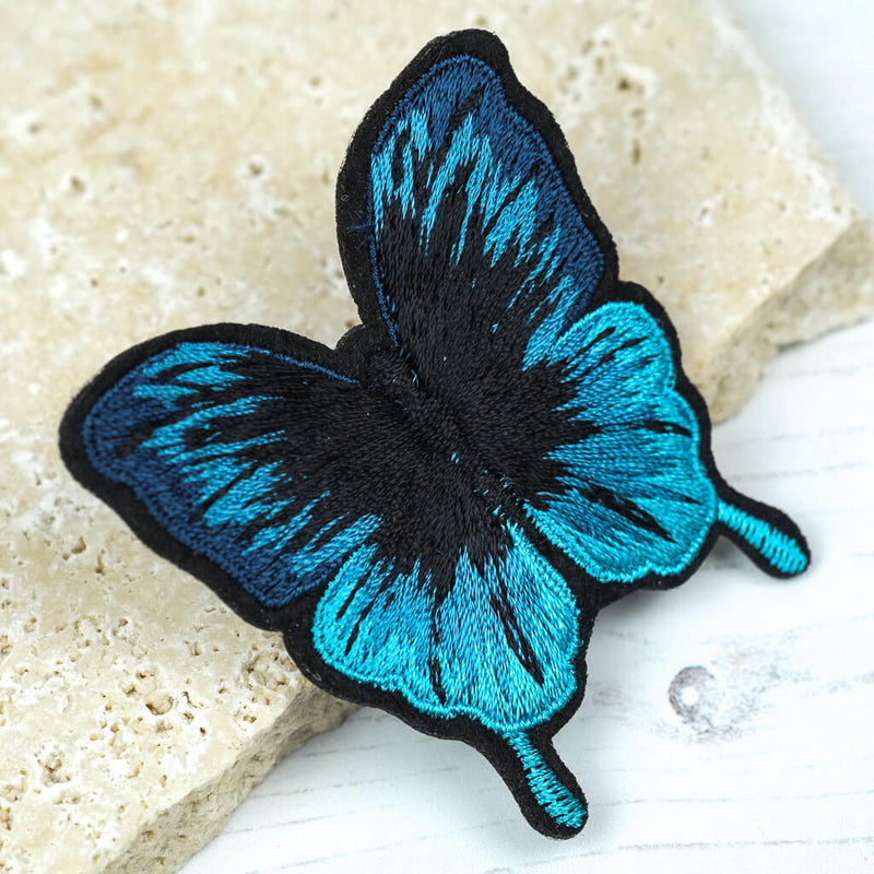 Sixton Turquoise Butterfly Pin