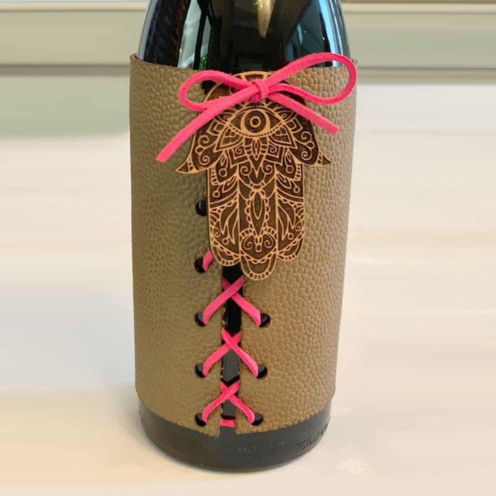 Wine Bottle & Cover