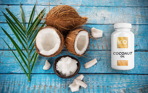 Benefits of Coconut Oil Studies Suggest
