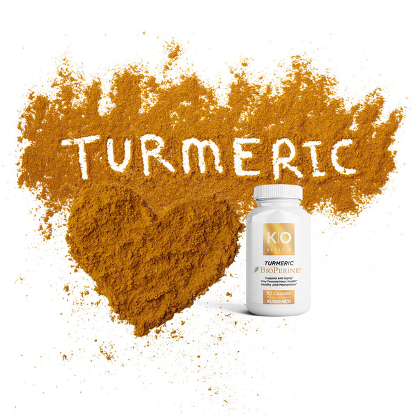 Why Should You Take Turmeric With Bio-Perine?
