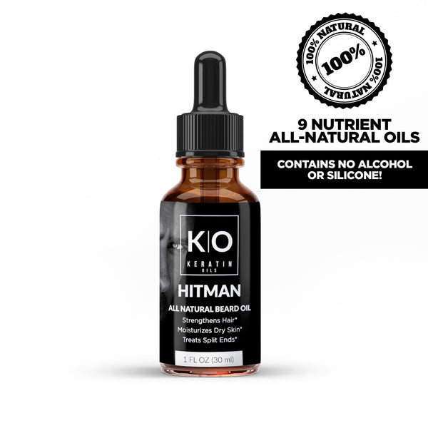 Hitman Beard Oil