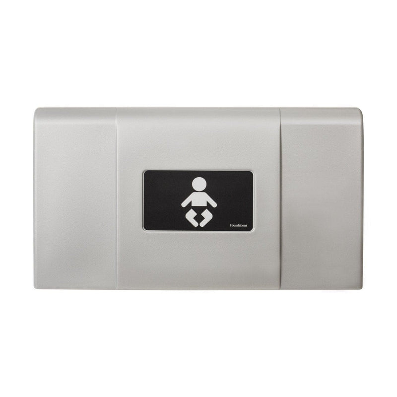 Specialty Product hardware ltd. Foundations® Ultra 200-EH - Horizontal Surface Mount Baby Changing Station