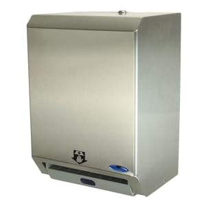 Frost 109-70S Automatic Paper Towel Dispenser - Metallic - Specialty Product Hardware Ltd.