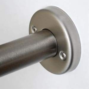 Frost 1145-S Shower Rod, Metallic - Specialty Product Hardware Ltd.