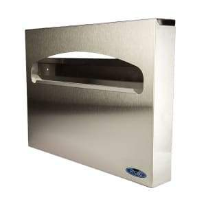 Frost 199-S Toilet Seat Cover Dispenser - Metallic - Specialty Product Hardware Ltd.