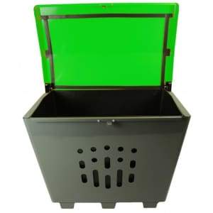 Specialty Product Hardware Ltd. Frost 2000-Green - Salt/Sand/Storage Bin