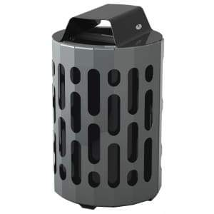 Specialty Product Hardware Ltd. Frost 2020-Black – Stingray Waste Receptacle