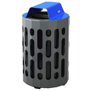 Specialty Product Hardware Ltd. Frost 2020-Blue – Stingray Waste Receptacle