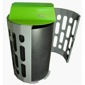 Specialty Product Hardware Ltd. Frost 2020-Green – Stingray Waste Receptacle