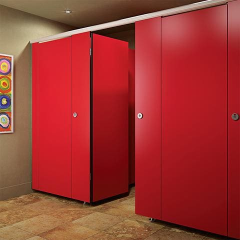 Alpaco Classic Collection Toilet Partitions